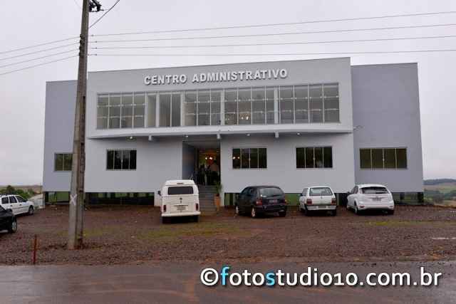 Novo Centro Administrativo  de Almirante Tamandaré do Sul