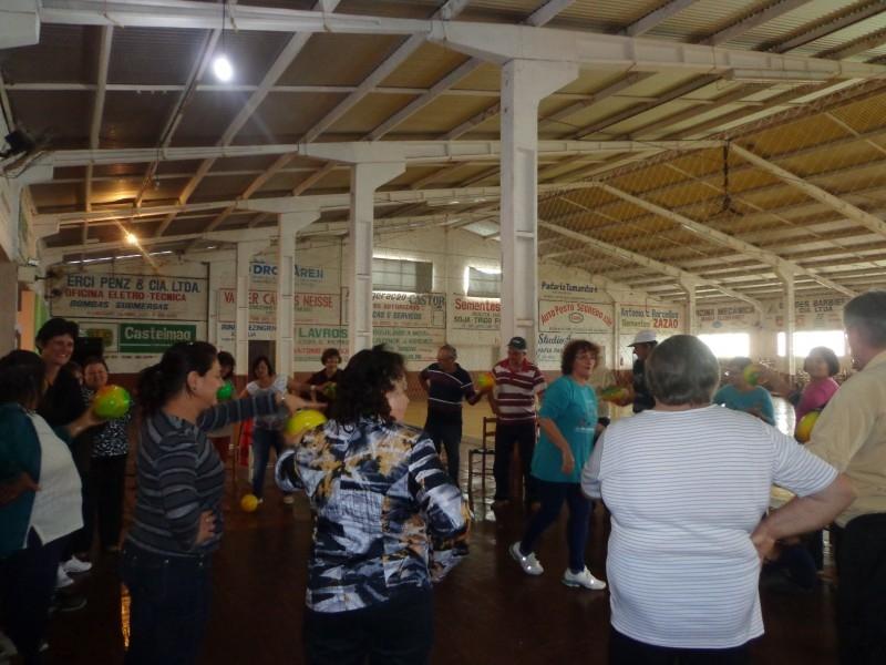Acontece na quarta-feira de tarde, nas localidades de Vila Seca, Mata Cobra, Segredo e Linha Vitória.